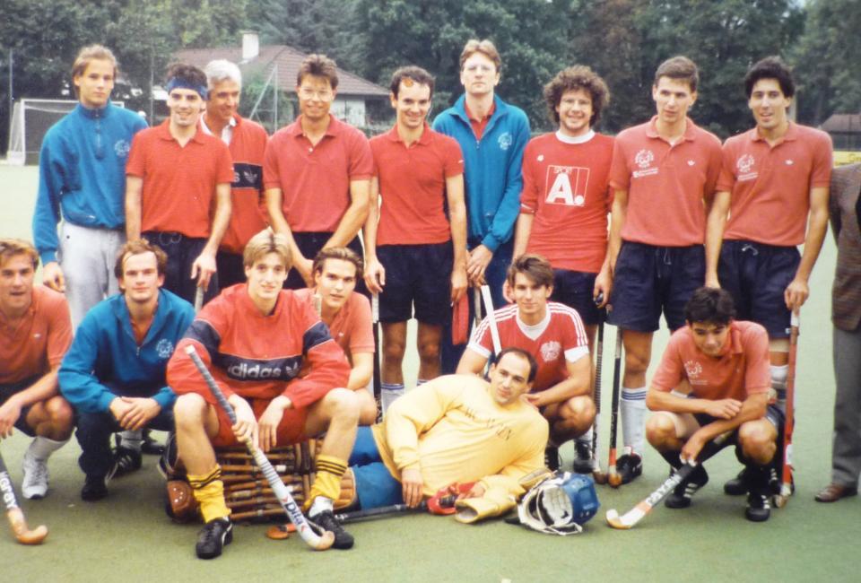 Herren Staatsmeister 1989