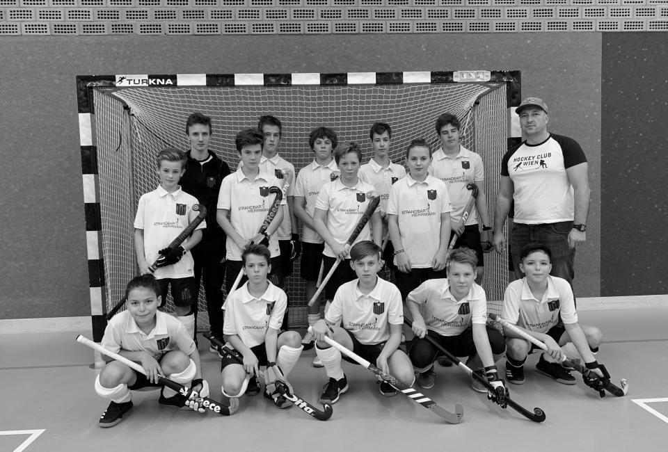 U14A Mannschaftsfoto